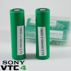 Bateria Li-ion 18650 2.100mAh SONY VTC4 30A